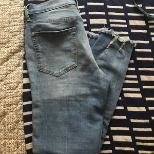 Aeropostale high waisted jegging jeans